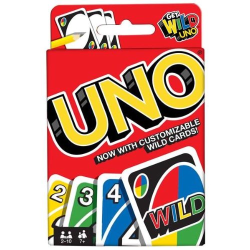 Uno Card Game (2013 Refresh)