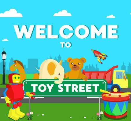 Welcome to Toy Street