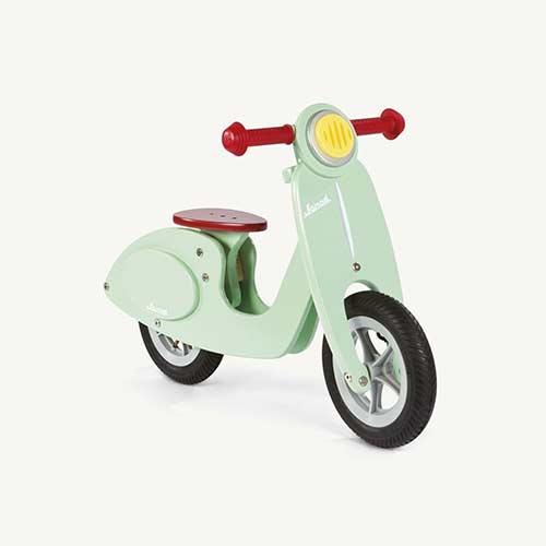 Retro Mint Scooter / Balance Bike