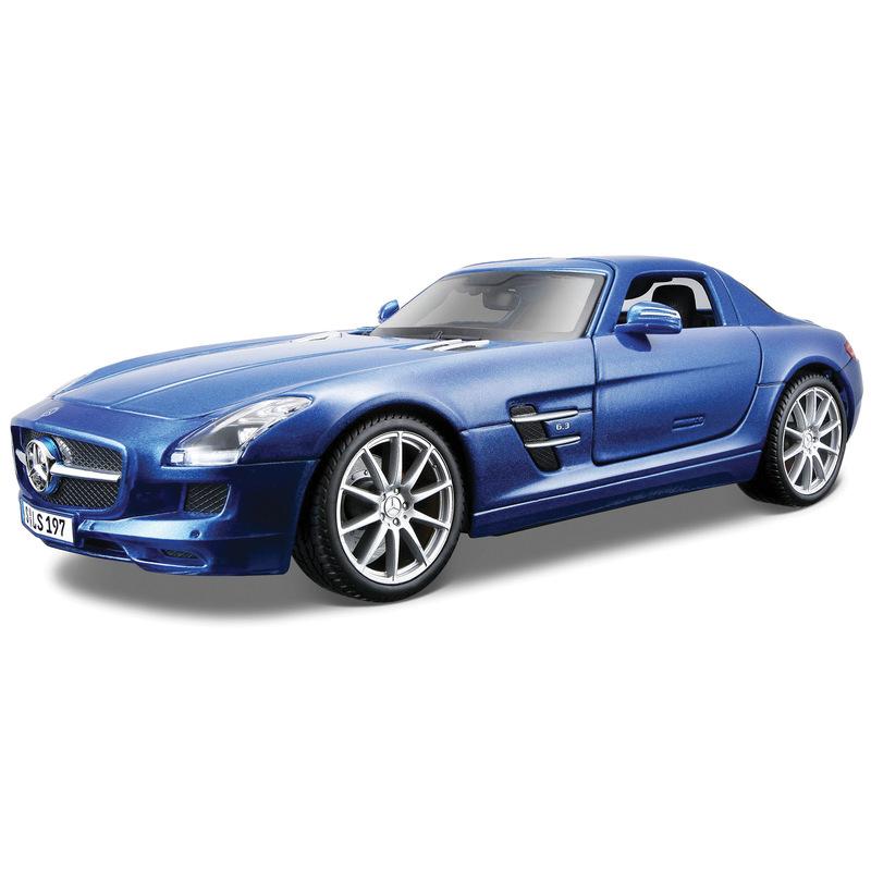 Mercedes Sls Amg: 1:18 Mercedes-Benz Sls Amg