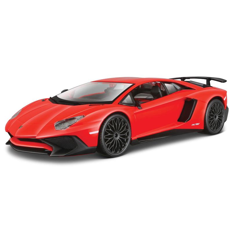 1:24 Lamborghini Avendtador