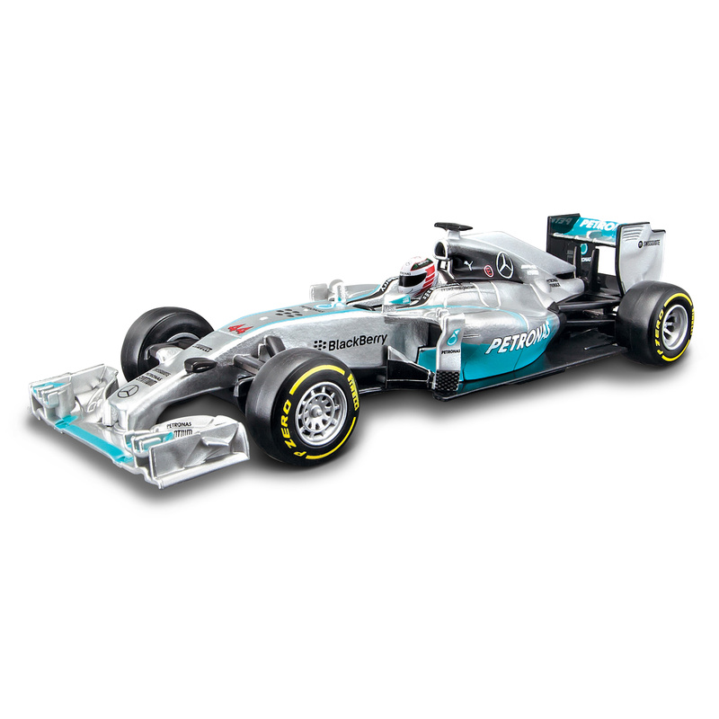 1 32 f1 2014 mercedes amg lewis hamilton only toy street for Mercedes benz f1 shop