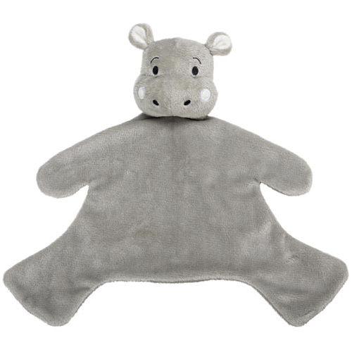 Bubbles Hippo Blankie