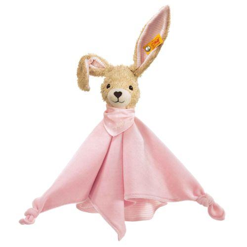 Hoppel Rabbit Comforter, Pink