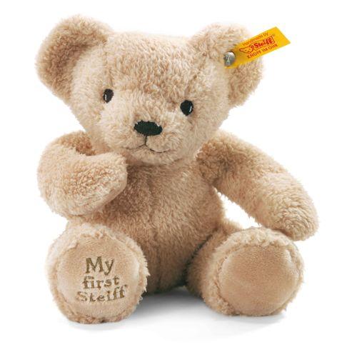 My First Steiff Teddy Bear, Beige
