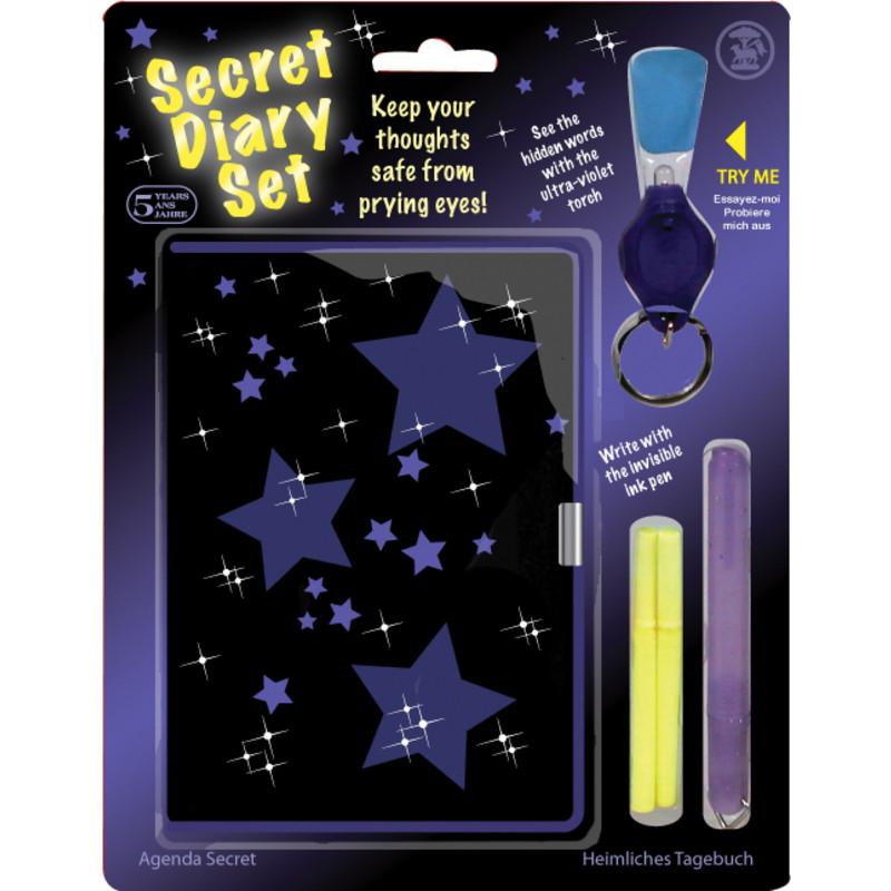 Secret Diary Set