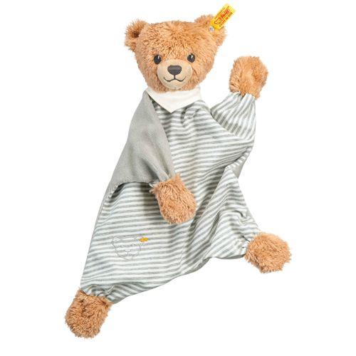 Sleep Well Bear Comforter, Grey