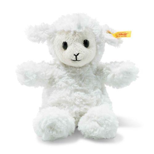 Soft Cuddly Friends Fuzzy Lamb 18Cm