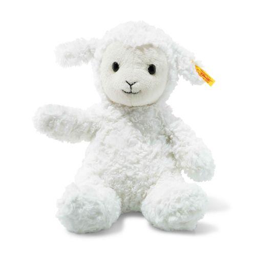 Soft Cuddly Friends Fuzzy Lamb 28Cm