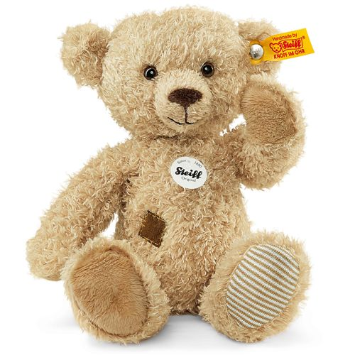 Theo Teddy Bear, Beige 23Cm