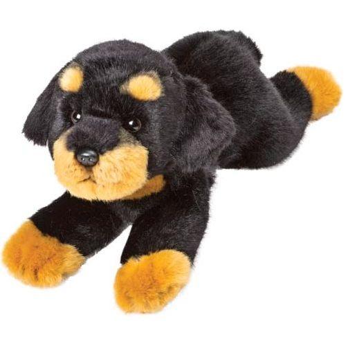 Laying Rottweiler 30cm