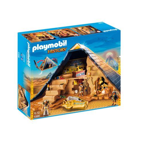 Pharaoh's Pyramid