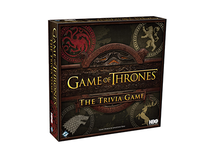 A Game Of Thrones Trivia Game