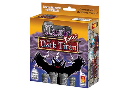 Castle Panic: The Dark Titan