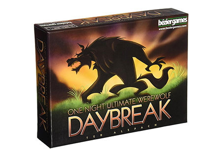 Daybreak: One Night Ultimate Werewolf Exp