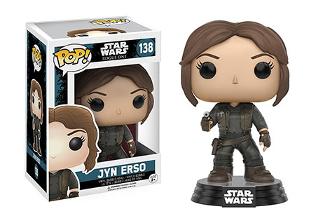 Funko Pop Star Wars Rogue One: Jyn Erso
