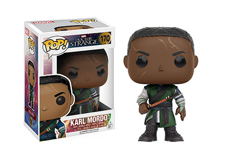 Funko Pop Marvel - Doctor Strange: Karl Mordo
