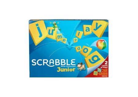 Junior Scrabble (2013 Refresh)
