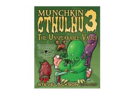 Munchkin Cthulhu 3 - Unspeak (Colour)