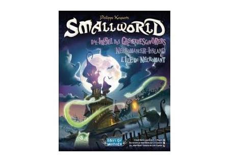 Necromancer Island: Small World Exp