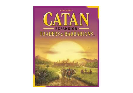 Traders & Barbarians: Catan Exp (2015 Refresh)