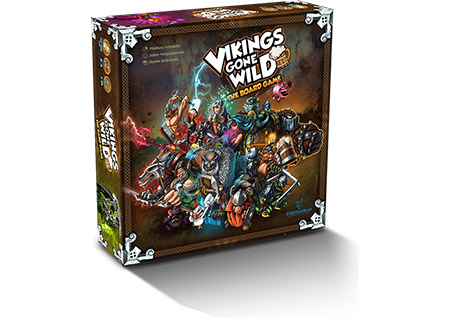Vikings Gone Wild (The Board Game)