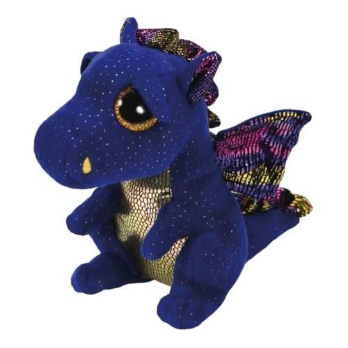 TY Saffire Blue Dragon - Beanie Boos