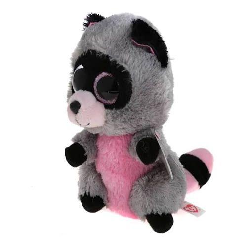 b0fdfa3be56 TY Rusty Raccoon - Beanie Boos