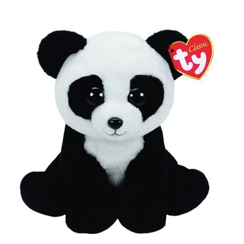 TY Baboo Panda Beanie Babies