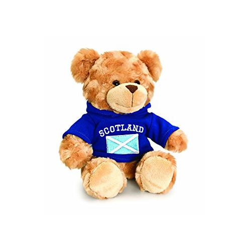 15cm Scottish Hoodie Bear
