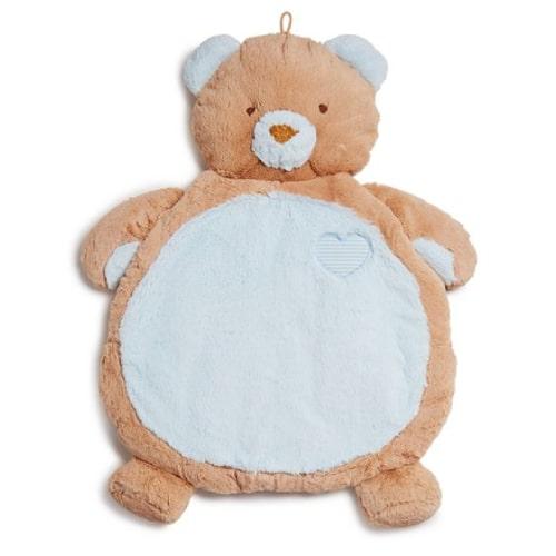 Blue Bear Baby Mat