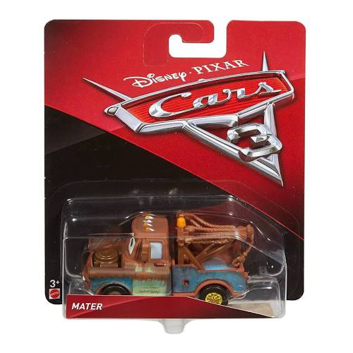 Cars 3 Die Cast Mater