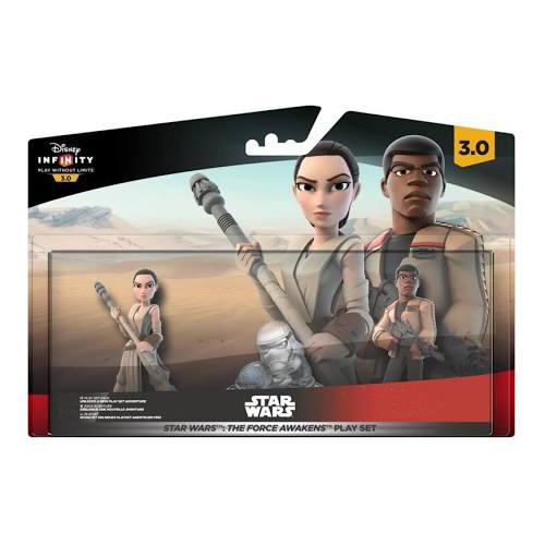 Disney Infinity 3.0 Character The Force Awakens Play Set