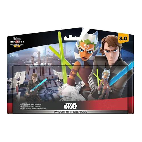 Disney Infinity 3.0 Character Twilight of the Republic Playset
