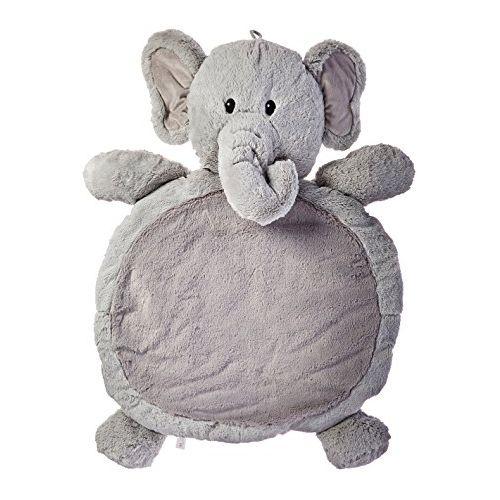 Grey Elephant Baby Mat