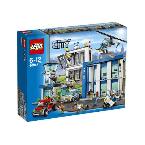 LEGO City Police Station (60047)