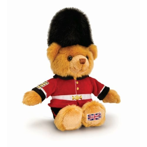 London Guardsman Bear 15Cm