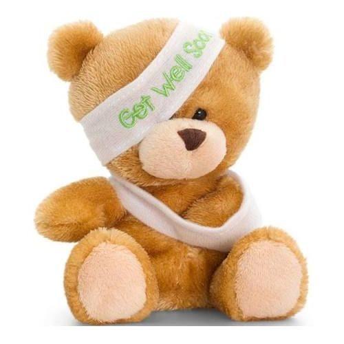 Pipp The Bear Get Well Soon 14cm