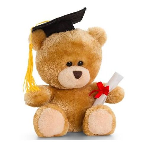 Pipp The Bear Graduation 14Cm