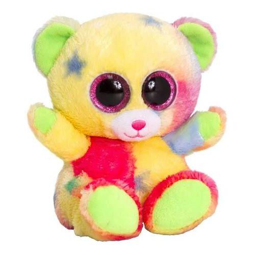 Rainbow Bear 15Cm