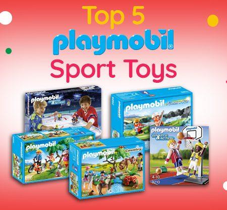 Top 5 Playmobil Sports Toys