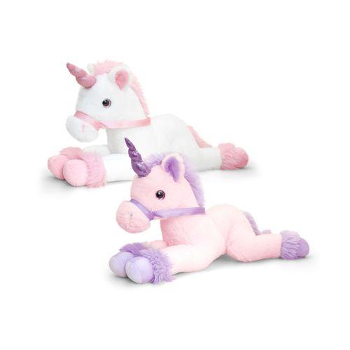 50cm Unicorn 2 Asstd - (One Supplied)