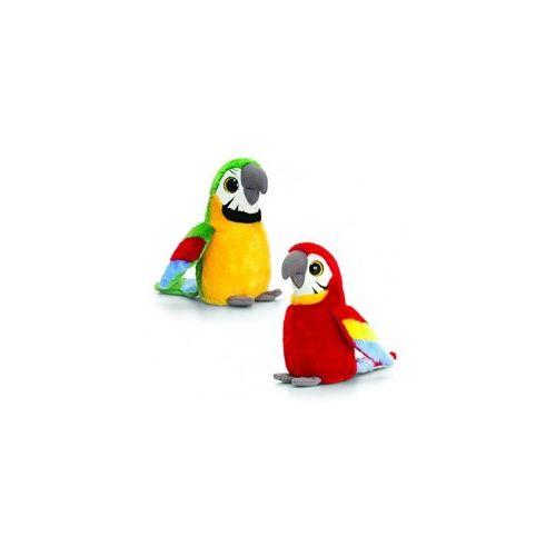 20cm Sparkle Eye Parrot 2 Asstd - (One Supplied)
