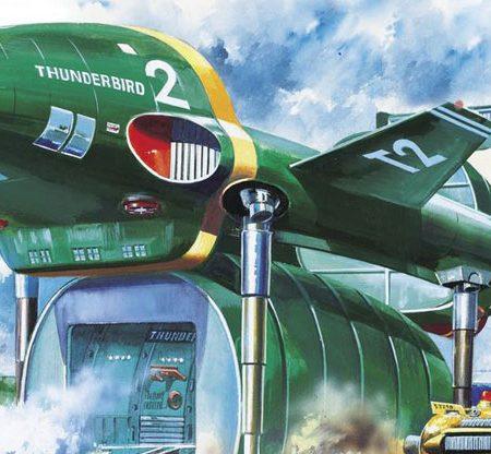 Throwback Thursday – Thunderbirds are Go!!