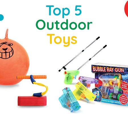 Top 5 Outdoor Toys for Summer