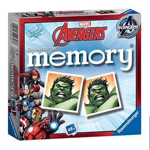 Avengers Assemble Mini Memory