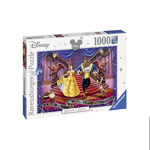 Disney Collector's Edition Beauty & the Beast, 1000pc