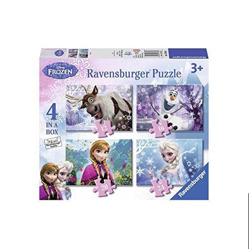 Disney Frozen 4 in a Box