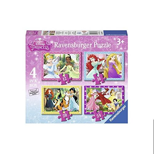 Disney Princess 4 in a Box