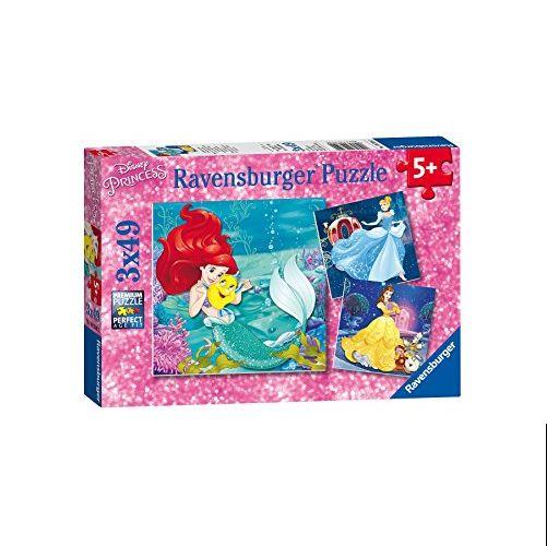 Disney Princess Princess Adventure 3x 49pc